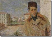 boccioni-self-portrait