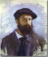 monet-self-portrait